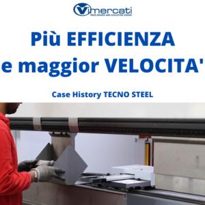 Case History Tecno Steel